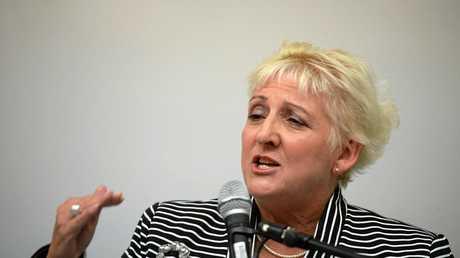 LNP candidate Michelle Landry. Photo Allan Reinikka / The Morning Bulletin