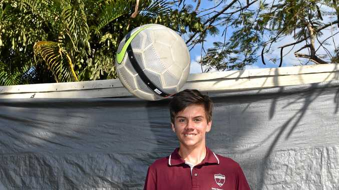 Maryborough's Hayden Coe has been selected for the Australian side of the World Futsal Competition in Brazil.