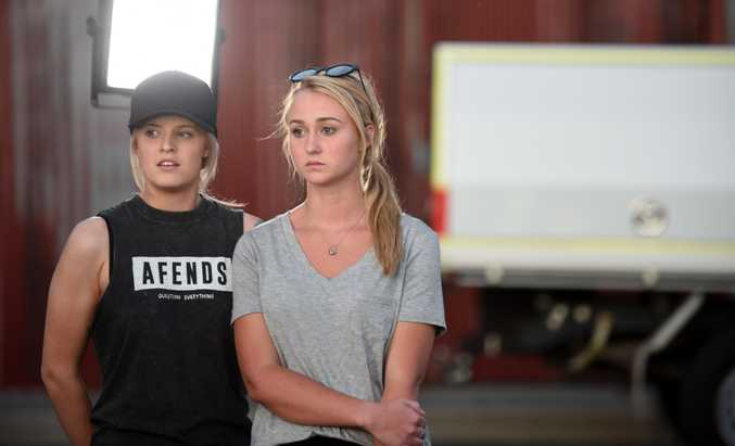Clair Wooley and Lia Capes at Dreamworld spoke out about the tragedy.