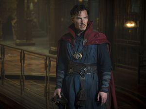 MOVIE REVIEW: Doctor Strange is out there in a good way
