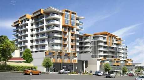 ARTIST IMPRESSION: Multi-million dollar development plan up for sale.