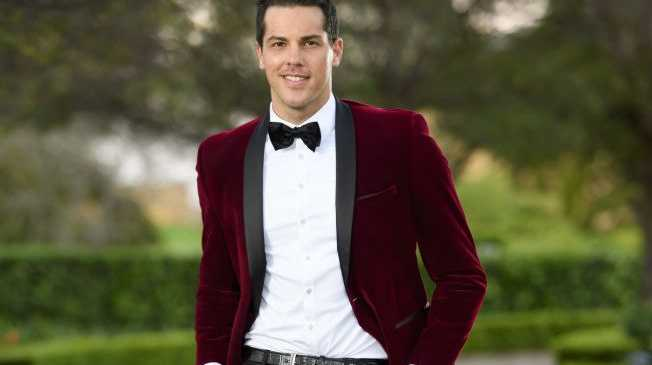 Jake Ellis is one of the final three bachelors on The Bachelorette.
