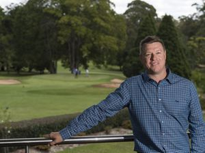 Toowoomba Golf Club has a new boss