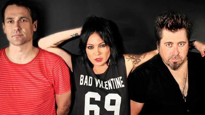 The Superjesus are an Australian rock band formed in Adelaide in late 1994, currently formed by Stuart Rudd , Sarah McLeod and Jason Slack.