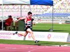 Otto beats his mark with silver in the 100m