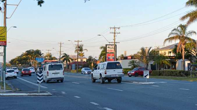 Nebo Road has been named as one of the worst roads for crashes in Mackay by RACQ.