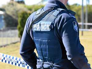 Teen boys charged after CQ school break in
