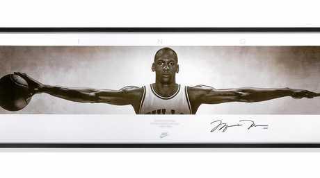 Michael Jordan memorabilia has held its value over the years.