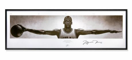 Michael Jordan memorabilia has held its value over the years.