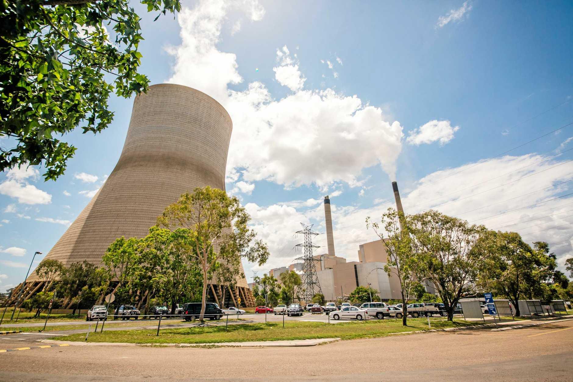 Callide C Power Station.  Photo: Orin Lucke.