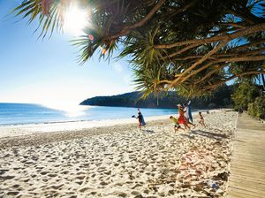 Sunshine Coast a top destination for Christmas holidays