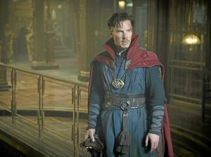 Marvel's Doctor Strange takes new turn in film universe