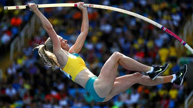 STELLAR CAREER: Alana Boyd went to three Olympics and two Commonwealth Games.