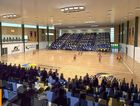 NEW LOOK: An artist's impression of the new USC Stadium which will be upgraded by mid-February next year, in time for the new Sunshine Coast Lightning's first home game of the national netball league.