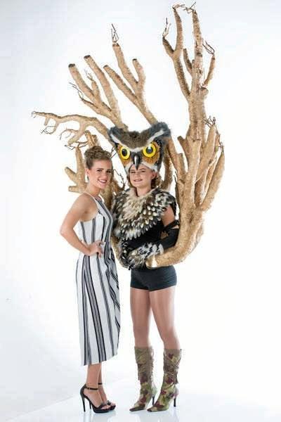 Mackay Teen Wins Gong As Australia S Best Young Fashion Designer Daily Mercury