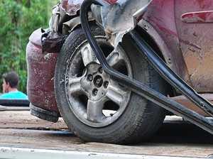 Crash driver ran off leaving injured mate in car
