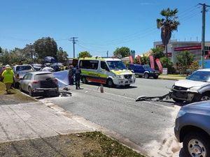 'We heard him scream': Man killed as motorcycle crashes