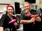 CHRISTMAS GIVING: Brendan and Ricki Dale from R & B Hair Studio are offering free makeovers for three people in need.