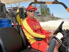 AUSTRALIAN Lifeguard of the Year and former pro surfer Shane Bevan couldn't see much swell on the horizon as he scanned conditions at Alexandra Headland.