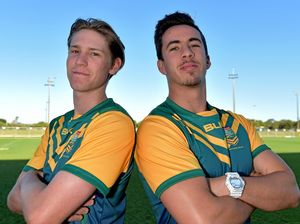Talents storm into national touch squads