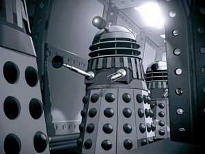 Exterminate! Exterminate! The Daleks are coming