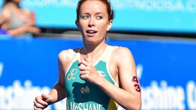 2015 RUNNER-UP: Charlotte McShane.
