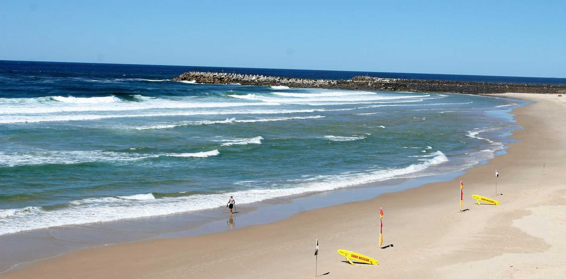 Ballina Shire Council has supported the trial of shark nets.