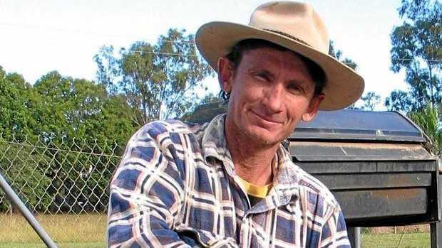 VICTIM: Gary John Ryan was murdered on August 23.