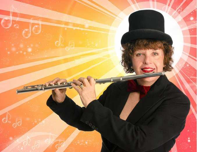 Mapleton Choir member Penny Goodwin will open Showtime Spectacular.