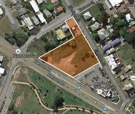 SERVO PLAN: A company plans to build a massive service station in Gladstone CBD.
