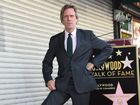 Hugh Laurie on the Hollywood Walk of Fame