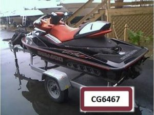 Trailer, jet ski and quad bike stolen from rural properties