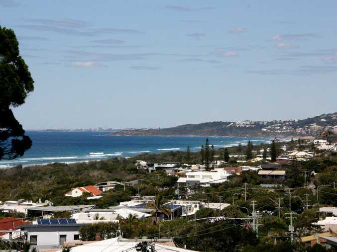 Change is waiting in the wings for the Sunshine Coast property market.