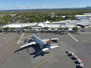 Sunshine Coast Airport goes international