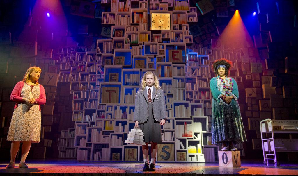 Don't miss Matilda the Musical. Photo Credit: James Morgan