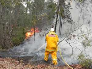 Fire permits could be suspended