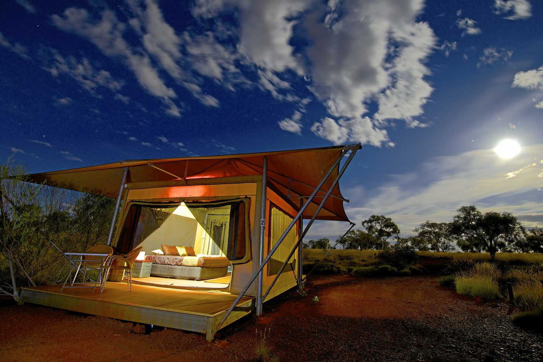 Karijini Eco Retreat.