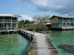 Find remote tropical wonderland in Panama