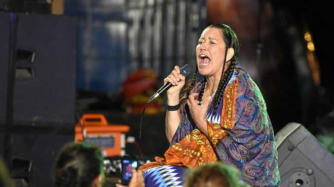 Toni Childs will perform at the Rebuild Nepal Concert at Crystal Castle.