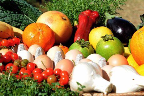 I WILL start buying my produce 'locally'. Photo: John Gass / Tweed Daily News