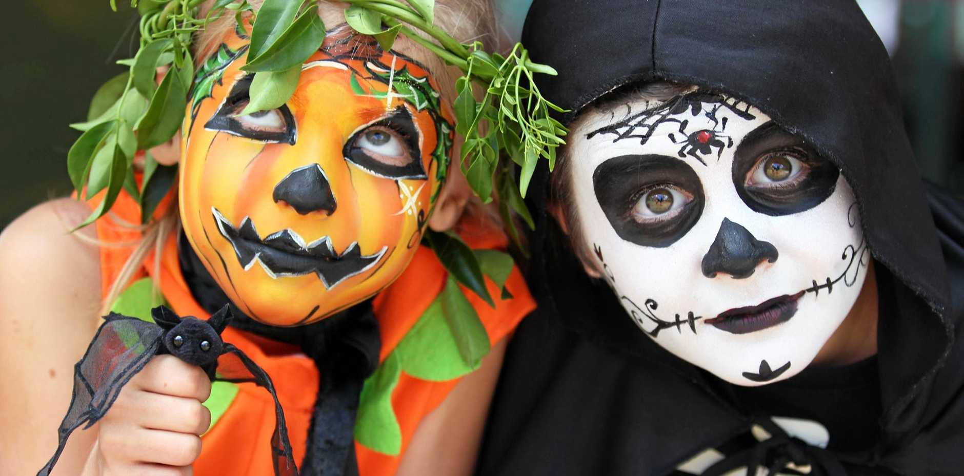 Gympie will be getting in the spirit of Halloween tonight with plenty of 'trick or treat' options.