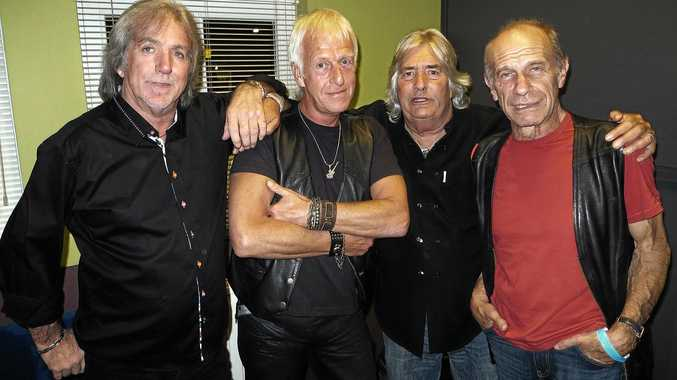 The Troggs will play a string of dates across Australia in November.  Photo Contributed