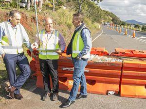 Scenic Hwy repairs at Statue Bay underway