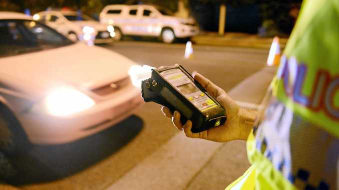 Man charged for high range drink driving.
