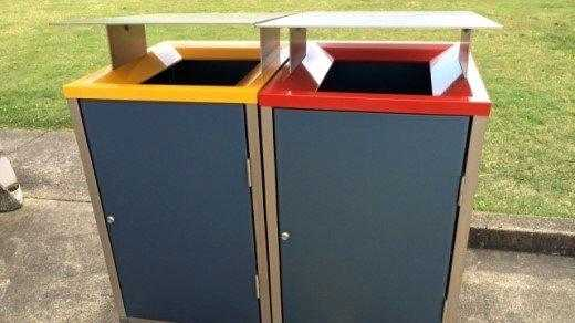 These new bins are set to be installed around the Byron Shire.
