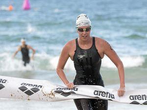 Lee bags Noosa Ocean Swim win to break through