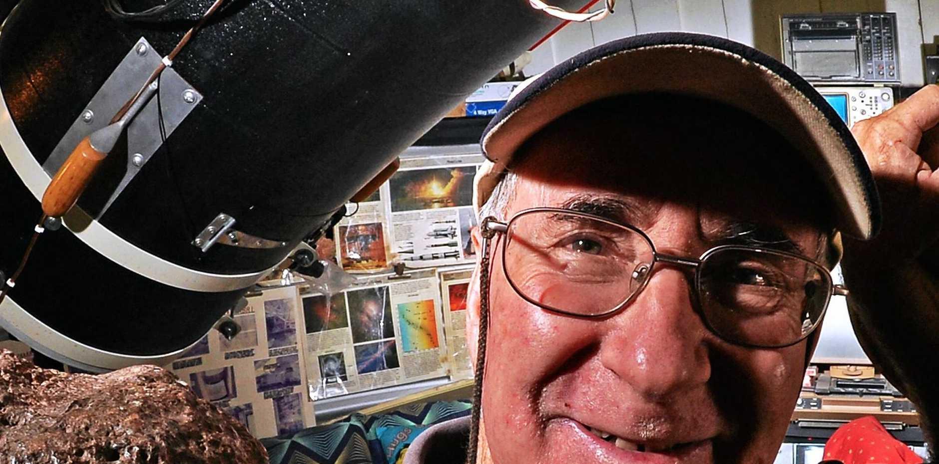 Owen Bennedick from Wappa Falls Observatory.