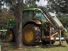 HELP:Police need your help to find this missing tractor!