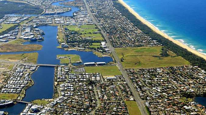 CONSTRUCTION of Stockland's long awaited master planned mini-city, Bokarina Beach, is about to get underway.