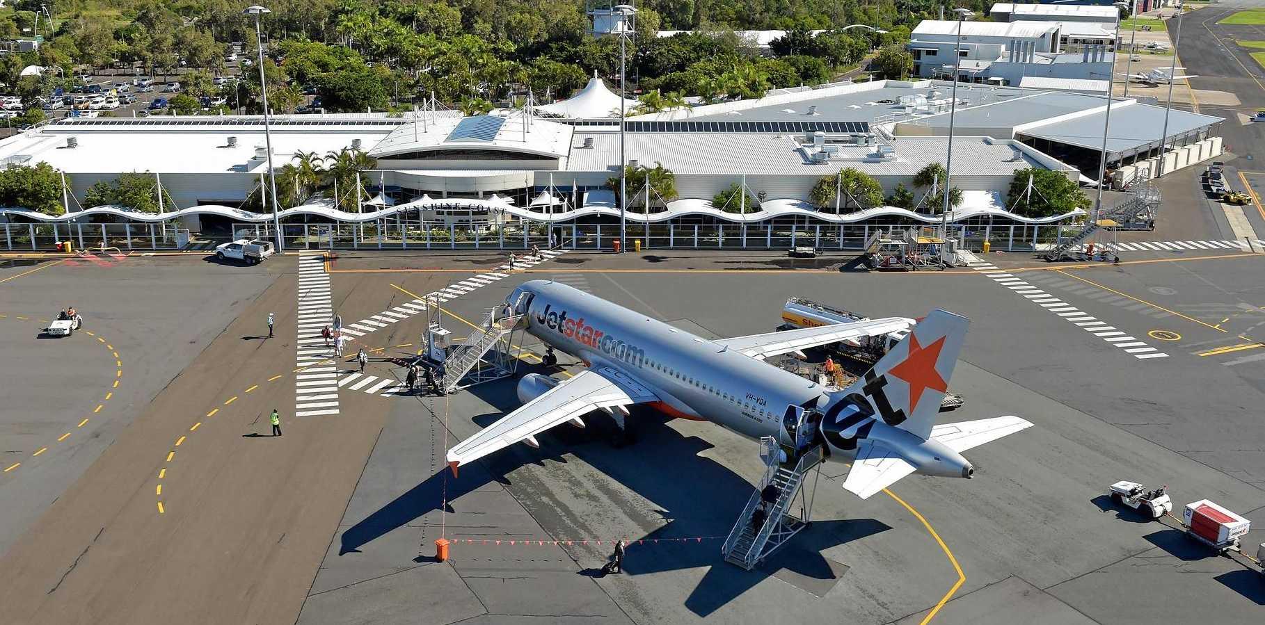 Jetstar is offering free return flights.